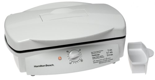 Hamilton Beach 25300 Meal Maker Express Indoor Extra Large Contact Grill