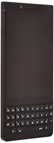 BlackBerry KEY2 Black RAM6GB/ROM128GB 【日本正規代理店品】 BBF 100-9 Android SIMフリー スマートフォン QWERTY キーボード BBF100-9