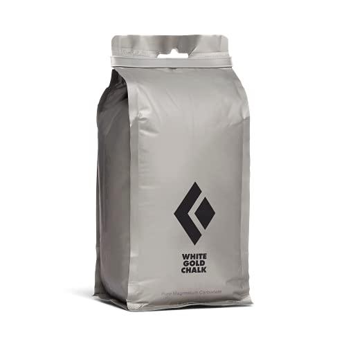 Black Diamond Unisex Adult White Gold Loose Chalk, Powder, 300 Gr