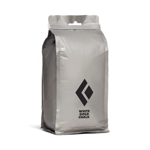 Black Diamond Unisex Adult White Gold Loose Chalk,...