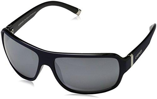 Casco Sportbrille und Sonnenbrille SX-61 Bicolor, Navy-schwarz