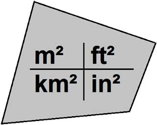 Área do terreno - Calculadora
