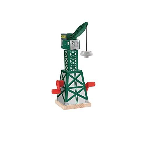 Mattel Trenino Thomas Fisher Price Y4368 - Cranky La Gru