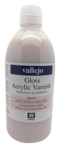Liquid Varnish - 500ml Gloss - VAL28517