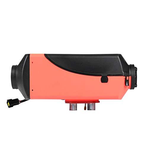Tanque de calefacción de aire diésel 5 KW 12 V LCD termostato funcionamiento de bajo ruido para camión, barco, coche, remolque