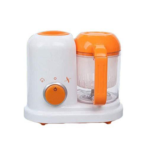 Procesador alimentos para bebés todo en uno, molinillo, mezclador vapor, calefacción eléctrica...