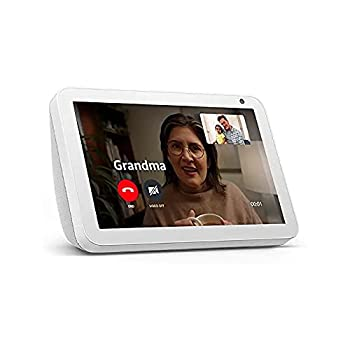 Echo Show 8  1st Gen 2019 release  -- HD smart display with Alexa – stay connected with video calling - Sandstone