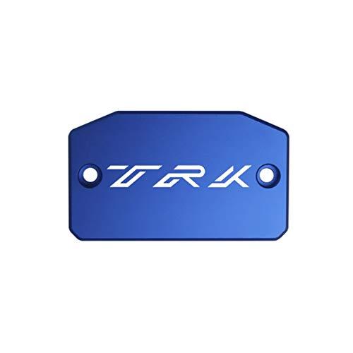 GZWO / Fit for - Benelli/Fit for - TRK 502 TRK 251 TRK502 TRK 251 / Motorcycle Accessories Front Brake Clutch Fluid Fuel Reservoir Cover Cap (Color : Blue)