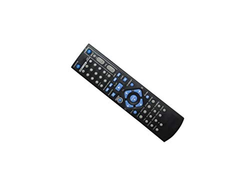 Easytry123 Remote Control for JVC DR-MV100B RM-SDR108U RM-SDR107U RM-SDR106U DVD HDD Video Recorder