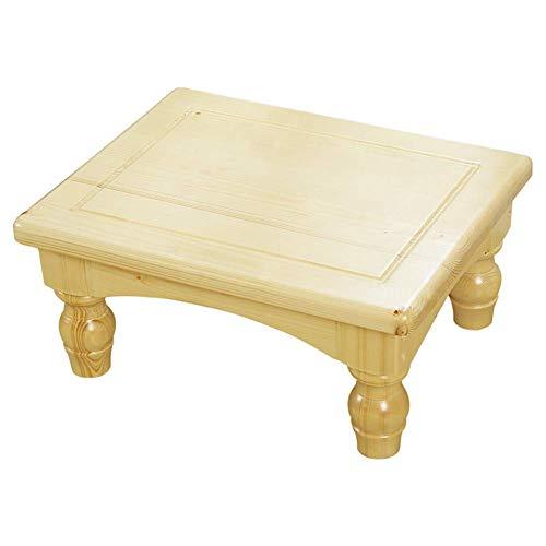 Sofá de Moda de Madera para el hogar, Sala de Estar, Almacenamiento Creativo, Maceta, Cambio, Banco de Zapatos, Cuadrado, blancoB