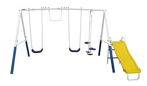 "XDP Recreation ""Blue Ridge Play Swing Set"