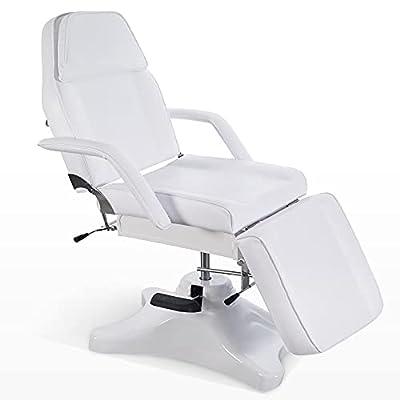 BarberPub Massage Chair Table