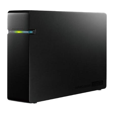 アイ・オー・データ機器 USB 2.0/1.1対応 外付型ハードディスク(2TB/ブラック) HDCA-U2.0K