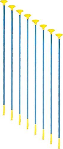 Savage Island Pack 8 Flechas para Juego de Tiro con Arco para Niños