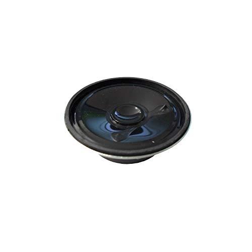 Altavoz pequeño, diámetro de 50 mm, 50 ohmios, 2 W, 250,10000 Hz, Mylar, Resistente a la Intemperie.
