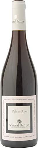 シモン ディ ブラッツァン カベルネ フラン [ 赤ワイン 12.5 ミディアムボディ イタリア 750ml フルボトル ボックス無し]