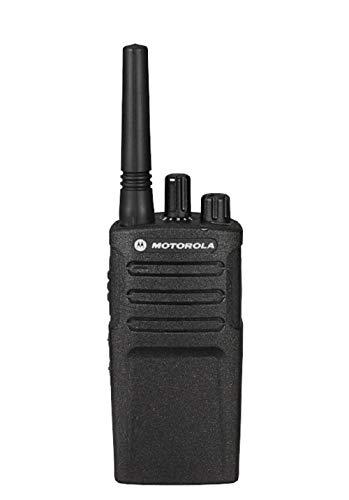 Motorola Walkie Talkie, 10 km, Schwarz - ohne Ladegerät