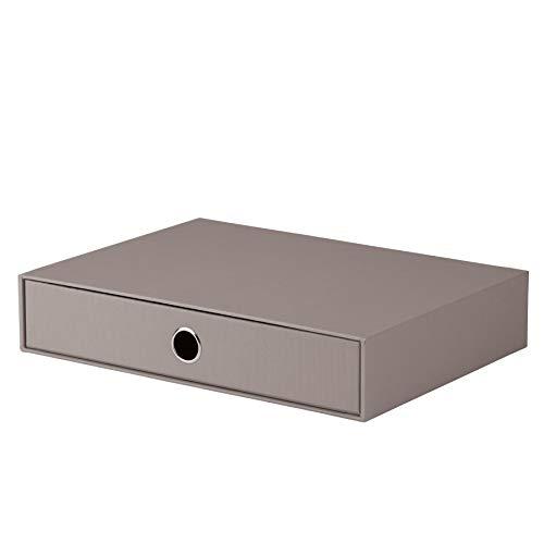 Preisvergleich Produktbild Rössler 1524452490 - S.O.H.O. Schubladenbox für DIN A4,  mit Griffloch