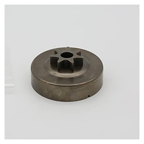 XUNLAN durable 3/8 '7T embrague tambor para Stihl MS290 MS390 MS310 MS311 MS391 MS 029 039 290 390 310 311 391 jardín gasolina motosierra piezas usable