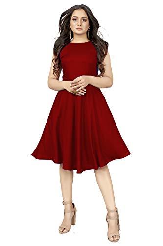 Desigual Womens Vest_Kerala Casual Dress, Brown, XXL