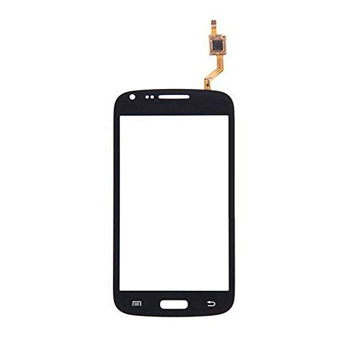 K4SS Touch Screen Digitizer Glass for Samsung Galaxy Core i8262 i8260 8260/8262 - Colour (Black) (NO Display ONLY Touch Screen Please Check Properly Before Order)