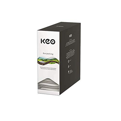Keo Tee - DARJEELING - TEE 15 Teachamps im Aromakuvert