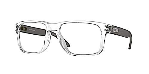 Oakley Holbrook Rx (Clear) 0.75mm Pb Leaded Glasses X-Ray Radiation Protection Safety | AR Anti-Reflective Fog Free Lenses