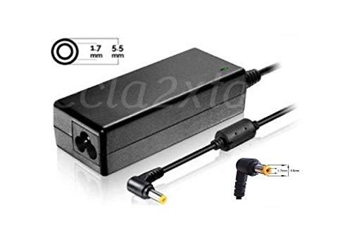 Cargador Adaptador DE Y para PORTATIL Acer PA-1650-86 19V 3,42A 1,7mm 5,5mm 65W