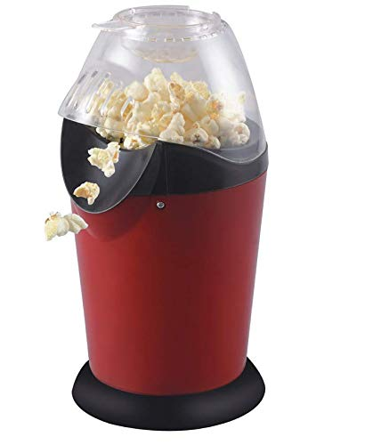 Save %50 Now! Hot Air Popcorn Popper Electric Machine Maker 16 Cups of Popcorn Red