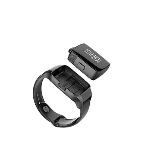 U-w-e-l-l Amulet Watch Smoking Quit Solution (Black)