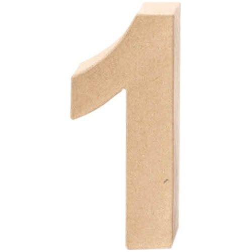Creative P - Nombre 1, 17, 5x5, 5cm [Jouet]