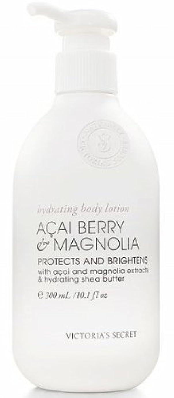 王族作詞家わずらわしいVictoria's Secret Naturally Acai Berry Magnolia Body Lotion by Victoria's Secret