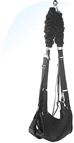 Lishaodonglishaodon Kit Inner Swing volwassenen, 360 ° rotatie, Suspended Swing S_ En X Schommels, met nylon Robuust for comfortabele ondersteuning 00 lishaodonglishaodon