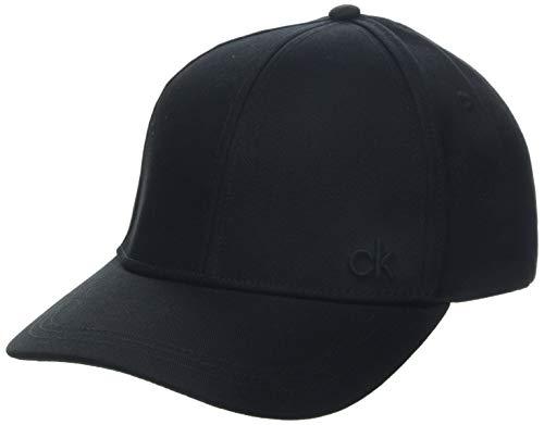 Calvin Klein CK Baseball Cap Gorra de béisbol, Negro (Black 001), Talla única (Talla del Fabricante: OS) para Mujer