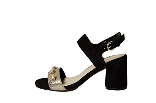 Apepazza PRS04 Sandalen mit Absatz Frauen Schwarz 39