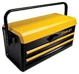 STANLEY STST1-75510 - Caja metalica para herramientas, 2 cajones, 19?/48cm