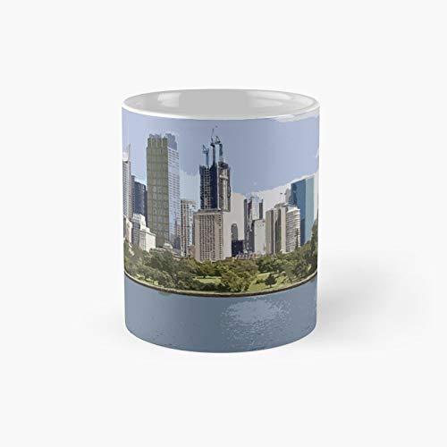 Sydney Cbd Classic Mug | Best Gift Funny...