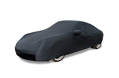 Soft Indoor Car Cover Autoabdeckung mit Spiegeltaschen für Porsche 911 - 991