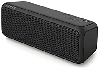 Sony SRSXB3/BLK Portable Wireless Speaker with Bluetooth (Black)