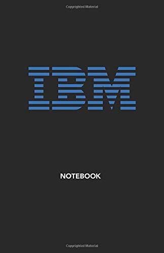 IBM Notebook Journal, Hard Cover, Pocket (5.5