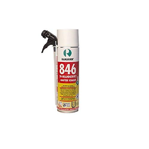 Ramsauer Brandschutz 2K PU Schaum 846 B1 400ml Dose