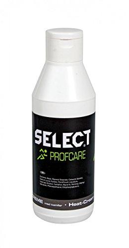 Select Sport Wärmecreme mit Kampfer - weiß, Größe:-