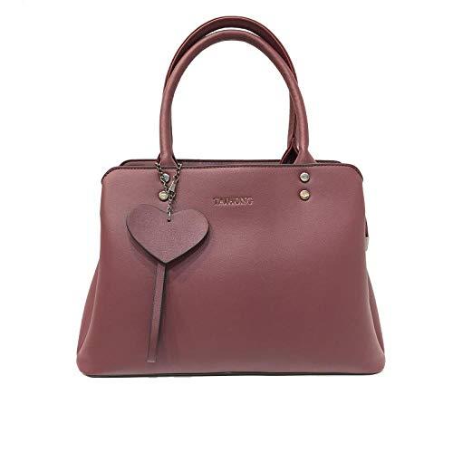 Handtaschen Für Damen Umhängetasche Damenhandtasche Simple-A Leder Geldbörse Umhängetasche Umhängetasche Reisetasche