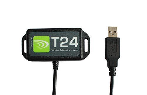 Estación base USB de telemetría inalámbrica (T24-BSu)