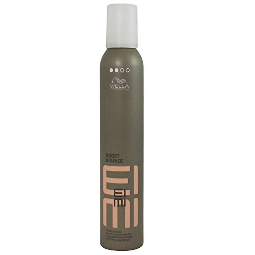 Wella EIMI Boost Bounce Locken-Mousse, 1er Pack, (1x 300 ml)