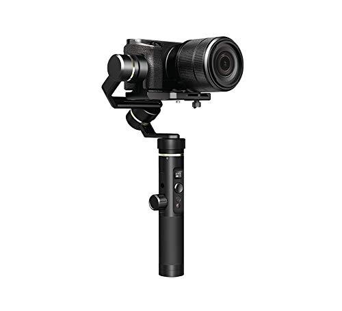 Feiyu Tech G6 Plus 3軸カメラスタビライザー 生活防水機能 OLED液晶 マジックフォーカスリング付き 800gのカメラにマルチ対応 WIFI接続 Gopro Hero7 6 5 対応 【国内正規品・日本語説明書付き・国内保証1年】