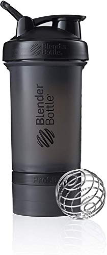 BlenderBottle ProStak系统与22盎司瓶和扭转n' Lock
