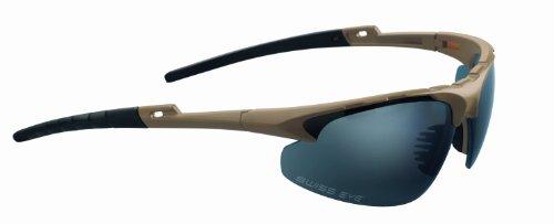 Swiss Eye Sportbrille Apache, Rubber Brown, 40232