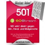EOStream BDLC-501 - Geruchsneutralisator für extremen (Fäkal) Geruch, ScentClip