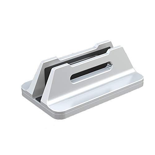 Foot Care Soporte De Escritorio Vertical De Aluminio Que Ahorra Espacio Compatible con Macbook Air/Pro, Macbook, iPad Pro, Chromebook Y Computadoras Portátiles De 11 A 17 Pulgadas B